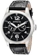 Invicta Typ: 0764 | schwarz | Herrenuhr | Edelstahl | XL I-Force | NEU & OVP