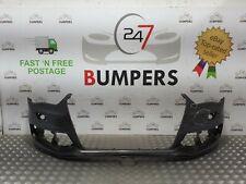 AUDI A3 8V S-LINE 2013 - 2016 GENUINE FRONT BUMPER P/N: 8V3807437F