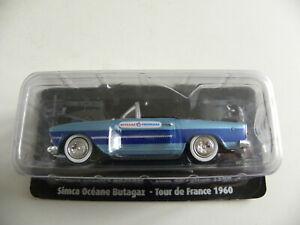 Miniature 1/43 Tour de France 1960 SIMCA Océane Butagaz