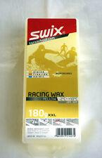 SWIX Skiwachs Universal Rennwachs gelb  180 Gramm Packung