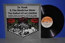 Dr. Hook & the medicine Show Ballad of Lucy Jordan VG++ ! NL 80 Vinyl LP cleaned
