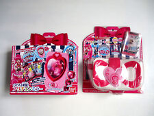 Happiness Charge Precure Pretty Change Mirror and Carry combine save Japan New