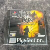 Alone In The Dark The New Nightmare PS1 PlayStation 1 PAL Game NEW Sealed Horror
