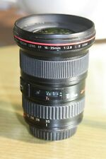 Canon EF 16-35mm f/2.8 L II USM Lens - Great Condition