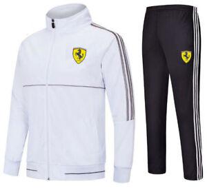 Men TrackSuit  Sport  Jacket Sweats Suit  Trousers Pants Jogging Clothes