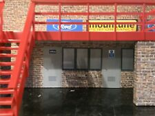 1/18  1/24 Upper Level With Steps For  Diorama Base