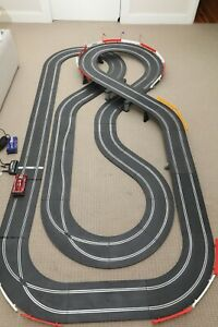 Scalextric Set SportTrack With Le Mans Cars