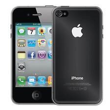 Dünn Slim Cover Apple iPhone 4 4S Handy Hülle Silikon Case Schutz Tasche