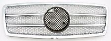 Front Grille Mercedes Benz W140 Chrome AMG Style 1992-1999 S600 S500 S430 S320