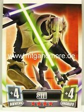 Force Attax Serie 2 Sith: General Grievous #191