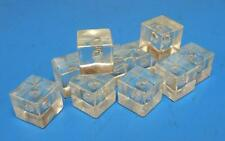 352-29 Clear Ice Cube set for Lionel Icing Station, 10 Pcs.