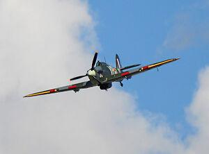 Hurricane GREETINGS CARD No.2 Aeroplane WW2 RAF Steve Greaves Print Card British