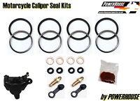 Yamaha RD 350 YPVS  85>95 F1 N1 F2 N2 both front brake calipers seal repair kit