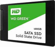 Western Digital Green™ Interne SSD 6.35 cm (2.5 Zoll) 480 GB Retail WDS480G2G0A