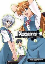 Neon Genesis Evangelion: The Shinji Ikari Raising Project, Vol. 2-ExLibrary