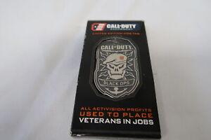 Call of Duty Black Ops IIII 4 Limited Edition Dog Tag COD MW