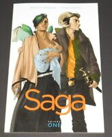 SAGA - Volume 1 - Graphic Novel TPB - Image Comics