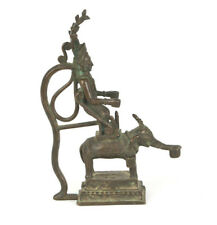 Nepal 18 Jh Statue - A Nepalese Bronze Figure Of Indra & Airavata - Népalaise