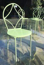 Maquette Chaise jardin miniature Fer forgé - Model Miniature Garden chair Iron