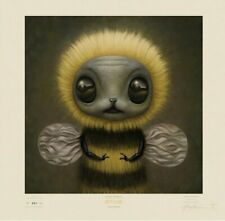 Mark Ryden Bee Print Poster  Porterhouse Signed Numbered /500 Sold Out 2020 Art