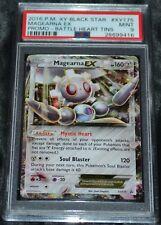 Holo Foil Magearna EX # XY175 XY Black Star Promo Set Pokemon Cards PSA 9 MINT