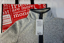 NEW Lululemon -- It's Fleecing Cold Zip Up -- Zippered -- SOLD OUT -- Size 10
