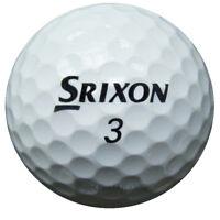 60 Srixon Q-Star Golfbälle im Netzbeutel AAAA Lakeballs Bälle QStar Golf