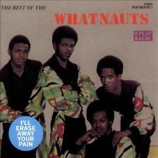 THE WHATNAUTS - BEST OF THE WHATNAUTS * NEW CD
