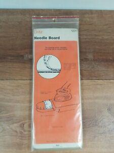 """DRITZ Scovill Needle Board 5"""" x13"""" for ironing Velour Velvet Corduroy Pile"""
