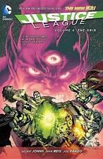 Geoff Johns American Comics & Graphic Novels