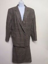 Wool Skirt Double Breasted Suits & Tailoring for Women