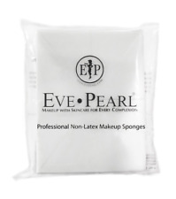 EVE PEARL Professional Non-Latex Foundation Makeup Sponges x 24 Pieces - NEW
