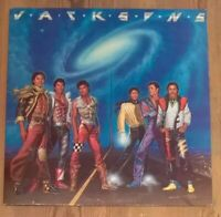 Jacksons ‎– Victory Vinyl LP Album Gate 33rpm 1984 Epic ‎– EPC 86303
