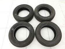 4x pneus dhiver kleber 205/65R15 T 6.7-7.6mm 99TKM!!