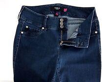Torrid Womens Dark Wash Blue Ankle Super Skinny Legging Stretch Jeans Size 12