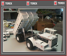 1/25 ERTL PAYHAULER 350 Dump - Custom Built and painted in TEREX colors!!