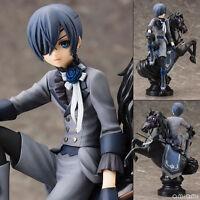 Kuroshitsuji Black Butler Ciel Phantomhive Anime Manga Figuren H:18CM Neu