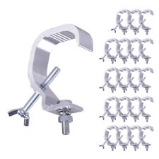 20pc 44lbs Small Stage Light Hook Aluminum Alloy Clamp Mount Par LED Moving