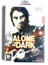 Alone in the Dark Wii PAL/SPA Precintado Videojuego Nuevo New Sealed Retro