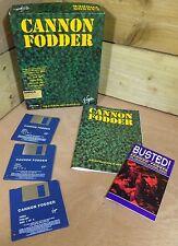 """Carne da macello-Commodore Amiga-Vintage 3.5"""" FLOPPY DISK GIOCHI Retrò"""