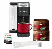 Keurig K-Supreme  Single Serve Coffee Maker, with 12 K-Cup Pods & Filter