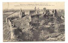 ruines du château de murat