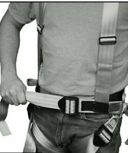 Summit Safety Harness 350lb Max Su83054 Unused