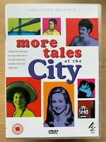 More Tales of the City DVD 1998 Armistead Maupin US TV Drama Series 2-Discs