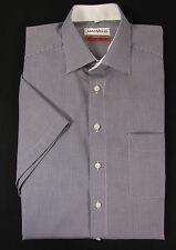 Marvelis Maschinenwäsche Klassische Herrenhemden im Kentkragen-Stil aus Baumwolle