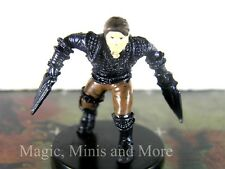 Lords of Madness SHADAR-KAI WARRIOR #42 Dungeons and Dragons D&D miniature WotC