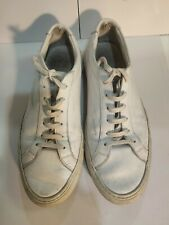 Common Projects Original Achilles Low White 1528 EUR41#.US8#  Used (x044)