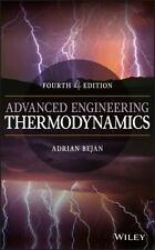 Advanced Engineering Thermodynamics, Bejan, Adrian, Good Book