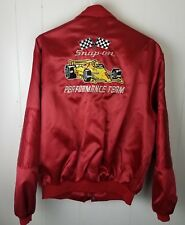 Snap on Tools Performance Team Jacket Coat Rick Mears Pennzoil Swingster Large