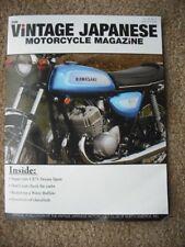 Kawasaki 500 Mach 3 Triple on the cover of VJMC Magazine June 2011- Free Shippin